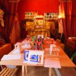 Atelier-Teatrino di burattini di Piazza dei Colori a Bologna