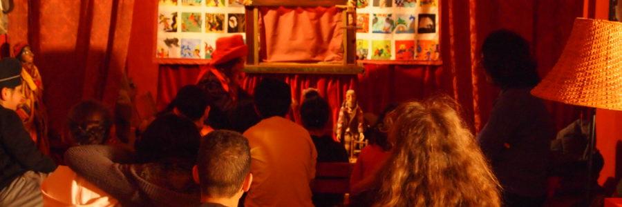 Rassegna teatro di figura- spettacoli e laboratori