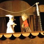 Burattini a guanto e ombre- Vita, Sogni e Miracoli del Signor P