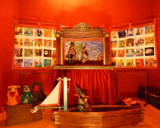 Pinocchio senza stivali e il Grillo Danzante- Spettacolo di marionette