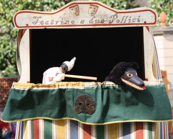 Pulcinella e Il Cane- Spettacolo per bambini