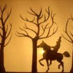 Ombre della Ribalta- Laboratori teatro ombre