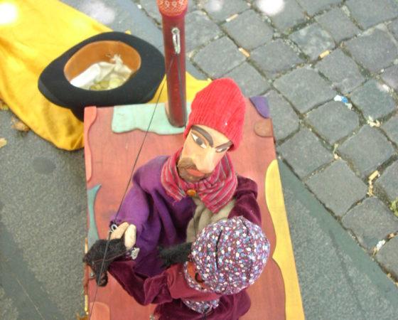 Le Marionette in Gamba- Animazione compleanni