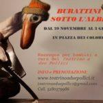 Burattini sotto l'albero- Rassegna di spettacoli di teatro di figura